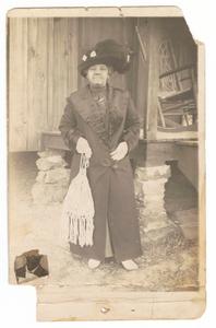 Photographic print of Ida Cox