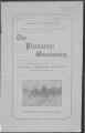 Plantation Missionary.