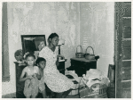 This family moved out of an army area in Caroline County, that had to be evacuated by June; Now they are in an area that must be evacuated by September, and so are planning to move again, Caroline County, Va., June 1941