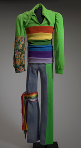 Stage costume worn by Jermaine Jackson