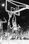 Lakers vs. Dallas, Los Angeles, 1986
