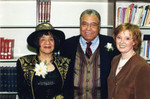 Honorees with County Librarian at African American Living Legends Program