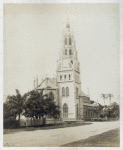 Roman Catholic Cathedral; Georgetown; East view; No. 1