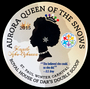 Saint Paul Winter Carnival Queen of the Snows button