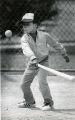 Batting practice at Tiefenthaler Park