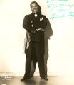 Band leader Louis Armstrong