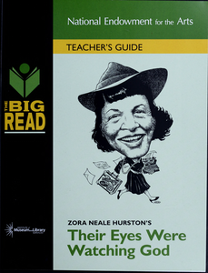 Thumbnail for Zora Neale Hurston's Their eyes were watching God teacher's guide