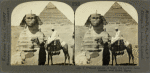Great Sphinx of Gizeh, the Largest Royal Potrait ever Hewn, Egypt