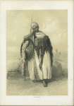 Warrior, from Amhara