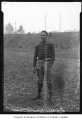 Football player Bryce Taylor, Seattle, ca. 1923