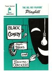 Black Comedy, Rye Bread and Sesame Crackers, 1969