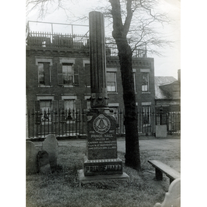 The gravesite of Prince Hall (2)