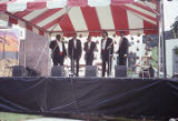 Birmingham Sunlights performing at the 1989 Alabama Folklife Festival in Birmingham, Alabama.