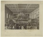 Exeter Hall : The Great Anti-Slavery Meeting, 1841