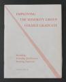 Multi-Cultural. Black. Black Undergraduate Colleges, 1968-1971. (Box 456, Folder 5)