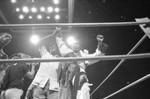 Boxing champion, Los Angeles, 1983