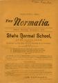 The Normalia, 1893-01