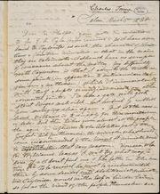 Letter to] Dear Br Phelps [manuscript
