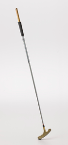 Putter golf club used by Ethel Funches- Putter