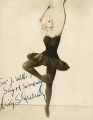 Mia Slavenska, Russian ballet dancer