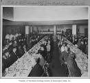 NAACP dinner at Mt. Zion Baptist Church, Seattle, ca. 1945