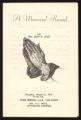 A Memorial Record for Mrs. Sadie N. Jeter