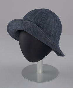 Denim bucket hat worn by Jimmie Walker as J.J. Evans on Good Times
