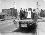 SNCC, Los Angeles, 1964