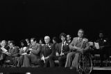 Thumbnail for Dignitaries seated on the stage during the inauguration of Richard Arrington, the first African American mayor of Birmingham, Alabama.