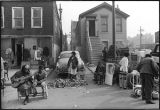 Thumbnail for View of people on Newberry Street