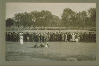 One of fifteen baseball diamonds, Colt Park, Hartford