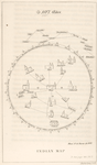 Ancient Indian map of Mani