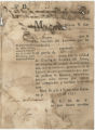 Deed of sale of a slave, December 23, 1791