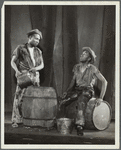 Gus Smith and Louis Sharp as Forty-Four and Shine Sommers
