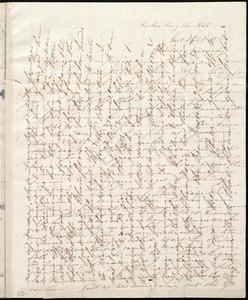 Letter from Caroline Weston, 11 West Street, Boston, to Anne Warren Weston, Aug. 13, 1835, Thursday morning