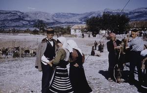Montenegrin market day