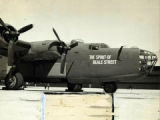 """The Spirit of Beale Street"" B-24 bomber"