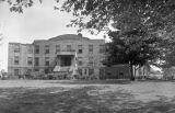 L. Richardson Memorial Hospital exterior front view