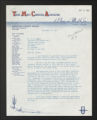 National Board Files. Committee Files: Commission on Interracial Policies and Program: Card returns, 1963. (Box 1, Folder 21)