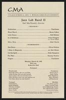 Jazz Lab Band II