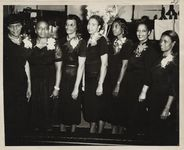 Mississippi State Sovereignty Commission photograph [Image of Pearl Street A.M.E. Church usher board]