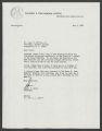 Correspondence with Isaac H. Miller, Jr.