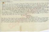 A. Philipsburg to Mr. James Meredit (Undated)