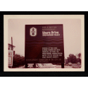 Shore Drive redevelopment project sign