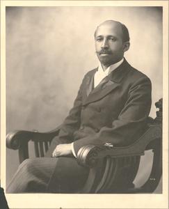W. E. B. Du Bois, Boston