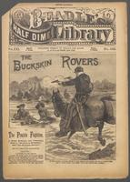 """The buckskin rovers, or, The prairie fugitive: a Texan romance, and companion story to """"Brothers in buckskin,"""" and"""" The buckskin bowers"""""""