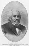 Dr. James McCune Smith, first regularly-educated colored physician in the United States