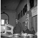 Speaker at centennial