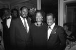 Sammy Davis Jr. at Emmy reception, Los Angeles, 1989