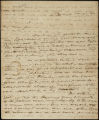 Arch. Clarke letter to D. B. Mitchell, 1812